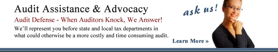 Audit Assistance & Advocacy